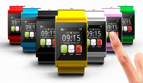 Id e technologique iwatch la montre connect e au web for Idee entreprise internet