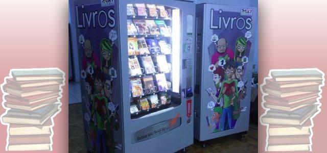 distributeurs automatiques de livres
