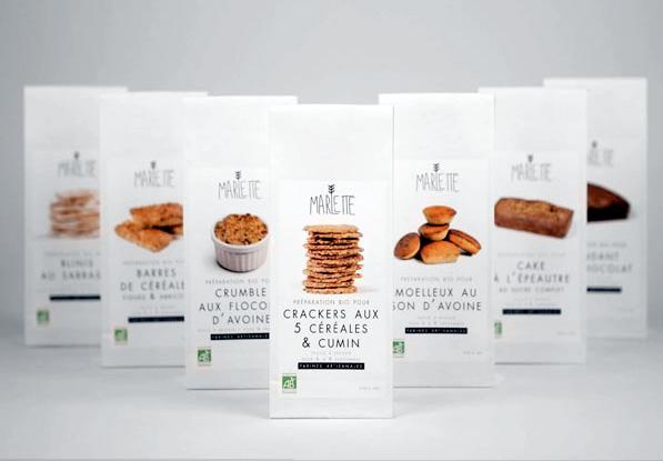 Idée bio : Marlette, des pâtisseries en kit