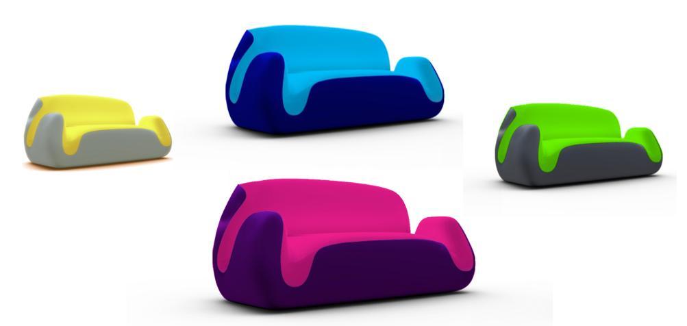 Bubble Pro : les meubles qui se gonflent