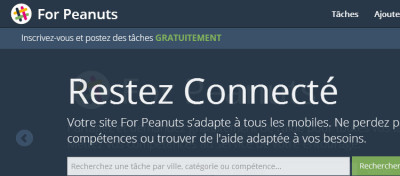 Id e de site web communautaire bas sur l changes de service for Idee de site internet