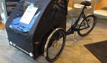 Une entreprise propose des vélo gratuits afin de limiter la pollution