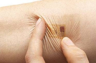 Le tatouage électronique.