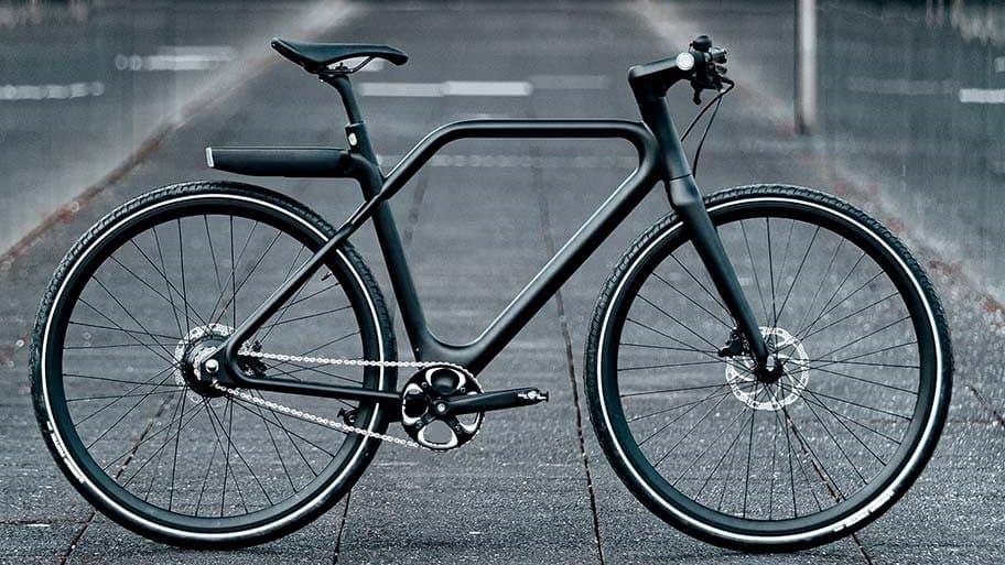 Découvrez Angell, le nouveau vélo électrique connecté français