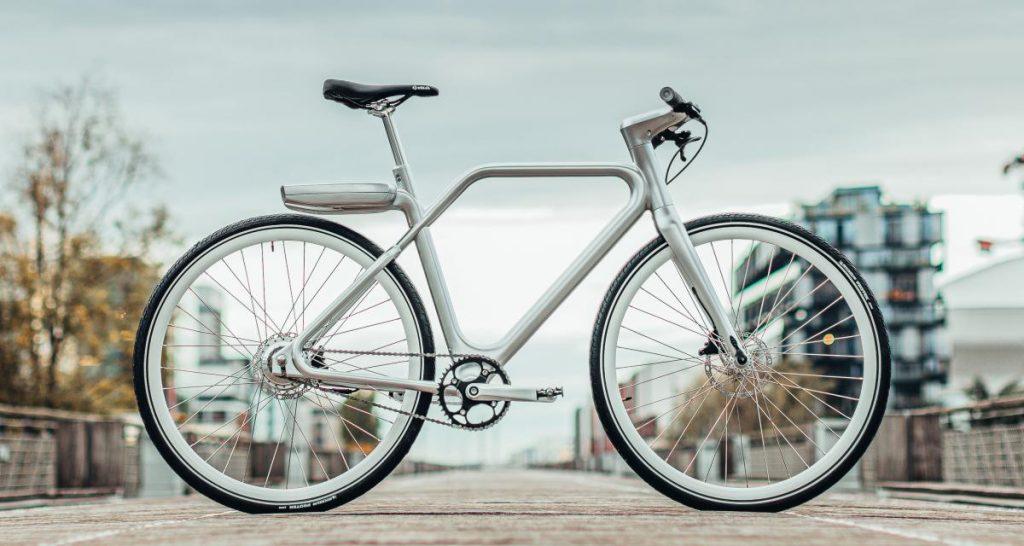 Angell, le vélo électrique connecté français